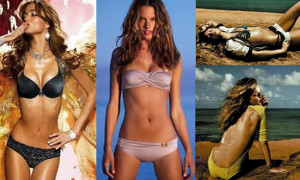 Diet Victoria's Secret Models Use