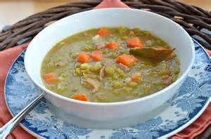 how to make pea soup with ham bone