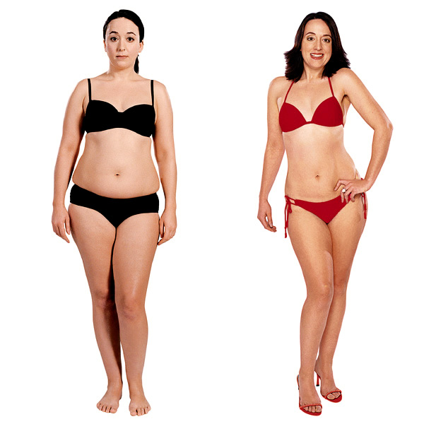 How to reduce flabby tummy fat fast