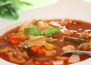 Easy Cabbage Soup Diet Recipe Variations