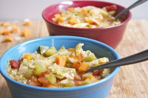 Recommended Cabbage Soup Diet Recipe Variations