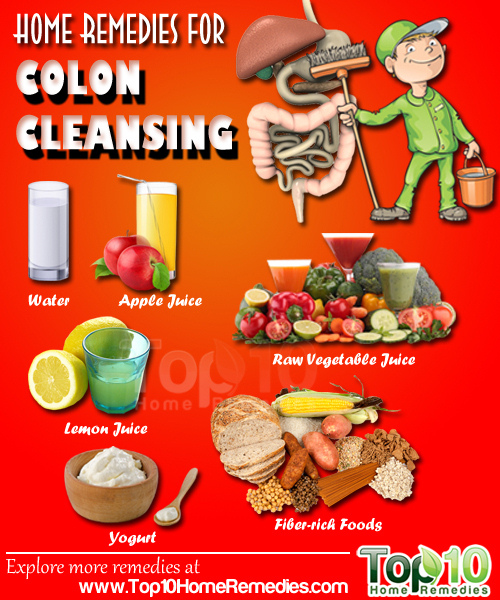 best at home cleanse