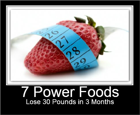 how to lose 30 pounds in 3 months - Shed your weight