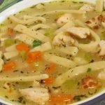 Barefoot Contessa Chicken Noodle Soup