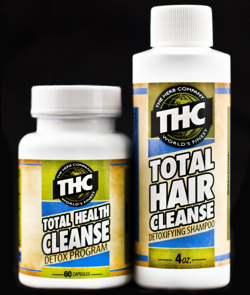 Cleanse your body of THC